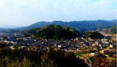 長汀縣——一座始建于唐宋的古城
