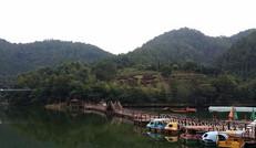 漳平市——之水岸茶園之恬靜九鵬溪