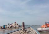 北戴河旅游講講老虎石海上公園