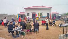 汝州市温泉镇连庄三月十八中王古庙会