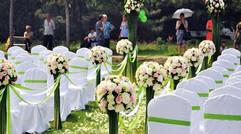 三圣乡适合婚宴庆典场地农家乐推荐,户外大草坪