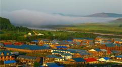 呼倫貝爾臨江村——俄羅斯后裔民族村