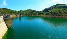 武威青山綠水戶外俱樂部至古浪的柳條河水庫