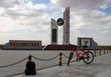 骑行亚洲最大的沙漠水库—甘肃武威民勤红崖山水库,邂逅绝美霞光