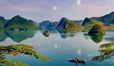 美丽渠洋湖
