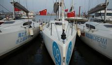 秦皇岛26小帆船