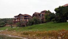 郊区的别墅