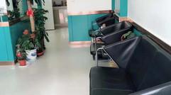 牙科的休息室