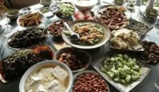 刨猪汤宴配餐380元/桌