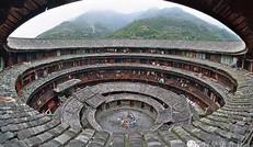 福建土楼是世界独一无二的大型民居形式