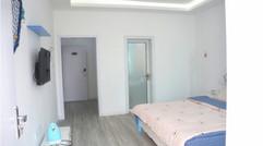 地中海风情大床房