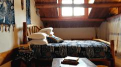 民俗木屋住宿环境