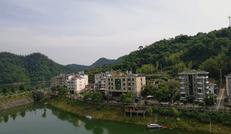 福山居民宿周边的山水美景