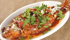 特色紅燒魚