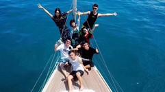 海上翱翔,金运领航