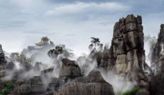 龍鱗    石海