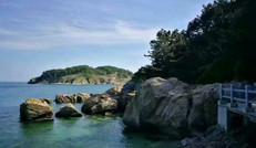 小長山島美景