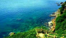 海島的原始美