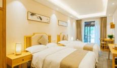 經典江景雙床房