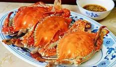 海鲜大餐—螃蟹