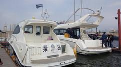 【BOOS坐游艇】北戴河游艇帆船垂钓豪华游艇攻略