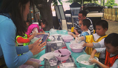 厦门科技幼儿园亲子活动