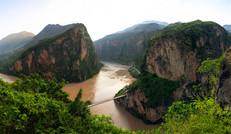 金阳文化旅游节摄影展—金沙峡谷